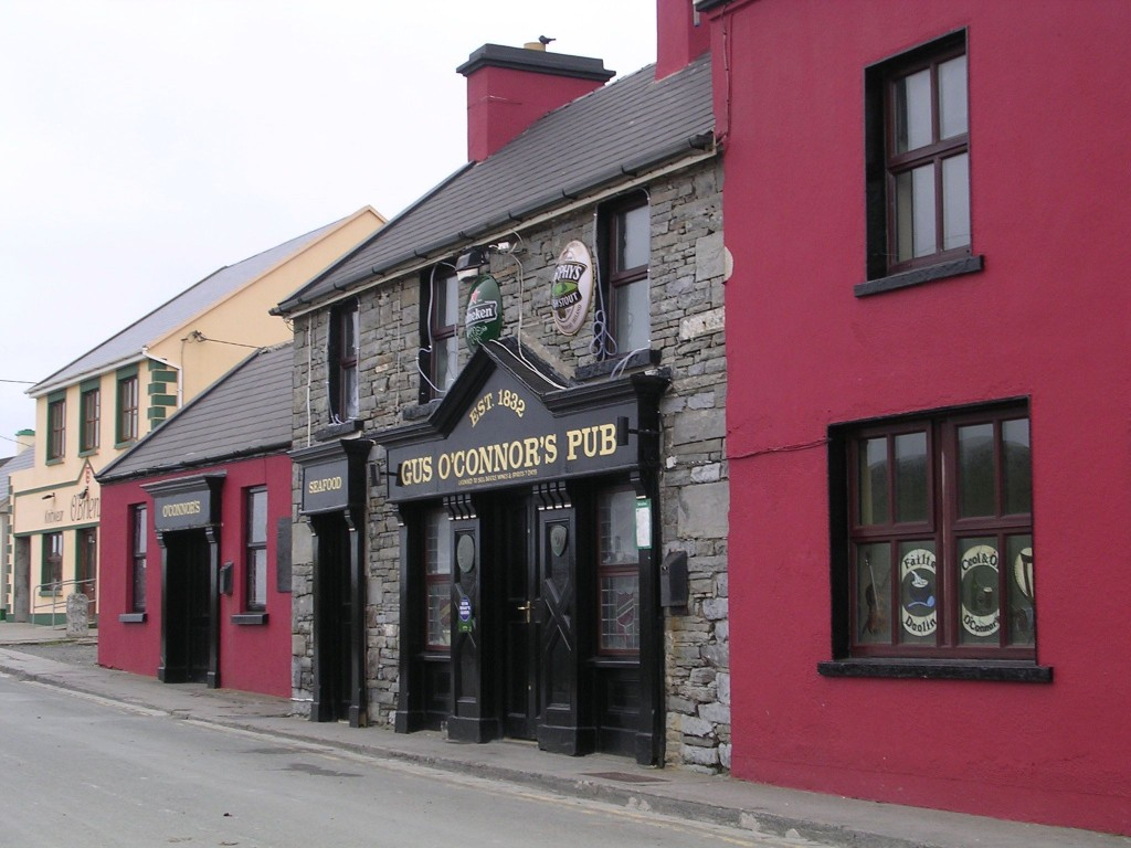 O'Connor's Pub in Doolin