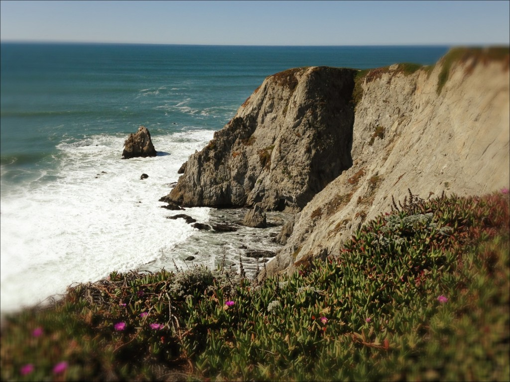 ocean cliffs