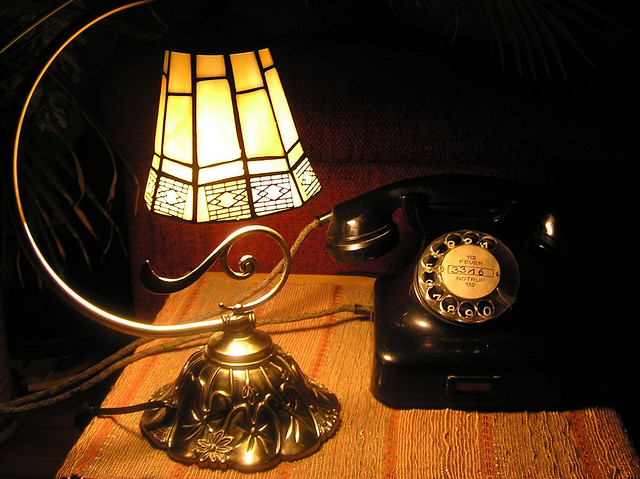 phoneandlamp